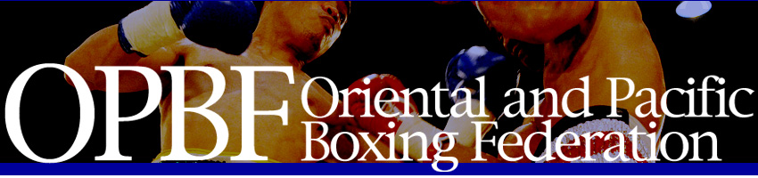 Oriental and Pacific Boxing Federation